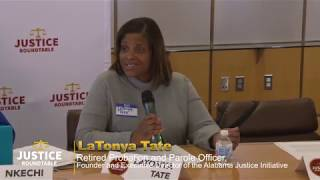 Justice Roundtable: Probation, Parole and Civil Commitment (3/6/19)