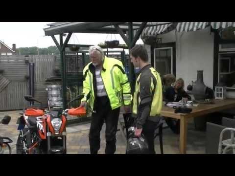 Motor Rijles 1 [A1] Motor Rijschool Karin Aalhuizen [GoPro Hero 3 Black]