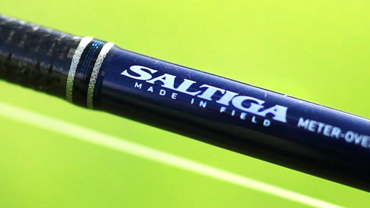 Fishing Rod Casting Competition Daiwa Saltiga United