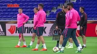Tin Thể Thao 24h Hôm Nay (21h - 16/5): Marseille và Atletico Madrid Sẵn Sàng Trước CK Europa League