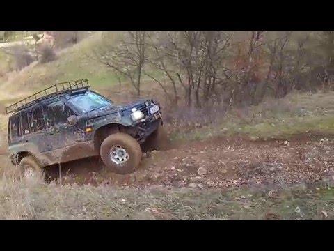 Suzuki Vitara 4x4 off road