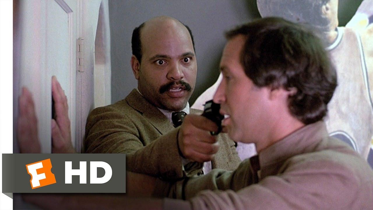 Fletch (6/10) Movie CLIP - I'll Waive My Rights (1985) HD