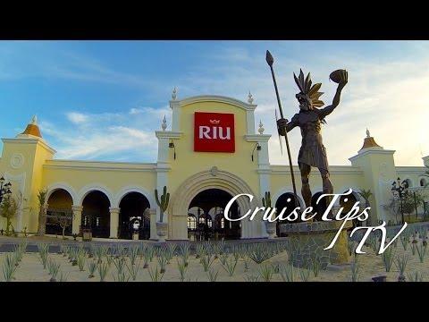 Riu Palace Cabo San Lucas Hotel And Room Tour