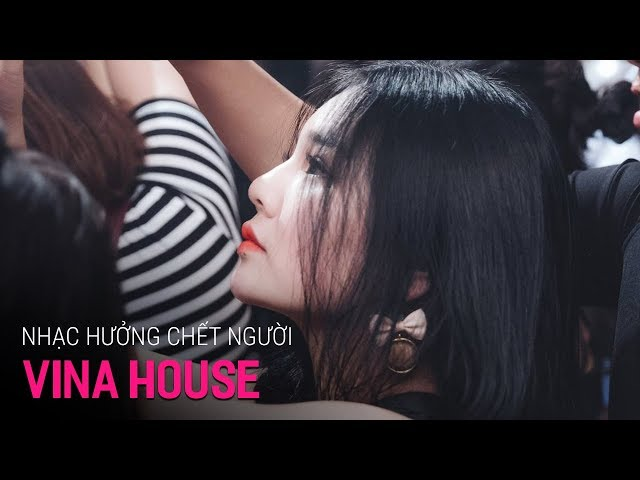 NONSTOP Vinahouse 2018 | Nhạc Hưởng Chết Người - DJ Triệu Muzik | Nhạc Bay Phòng #3 - Nhạc DJ vn