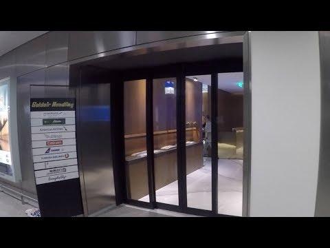 Lounge Review: Goldair Handling at Athens International Airport