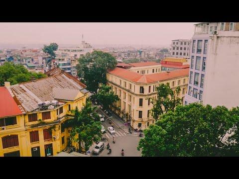 THE BEAUTIFUL CITY OF HANOI!