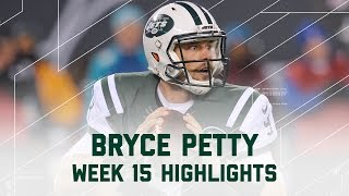 Bryce Petty Struggles Against Dolphins Defense! | Dolphins vs. Jets | NFL Week 15 Player Highlights
