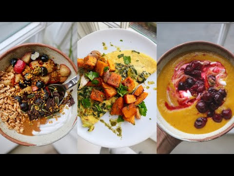 INCREDIBLE BREAKFAST/ BRUNCH IDEAS - INTUITIVE COOKING 🌱
