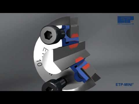 Installation Instructions for Mini Shaft Bushings from ETP