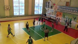06.11.2011 Highlights. Alexander Fomin #7 VS Istra
