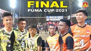 FINAL RISKO - RIO - CIKONG VS PIPID - MUSA - ADHANG [YOGA PUTRA VS JOKER] TOURNAMENT PUMA CUP 2021