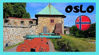 The Akershus Fortress, Oslo (Norway)