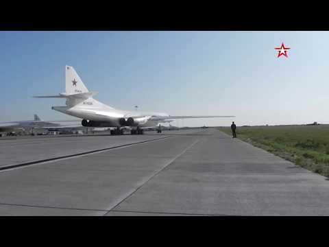 Ту-160 провели полет