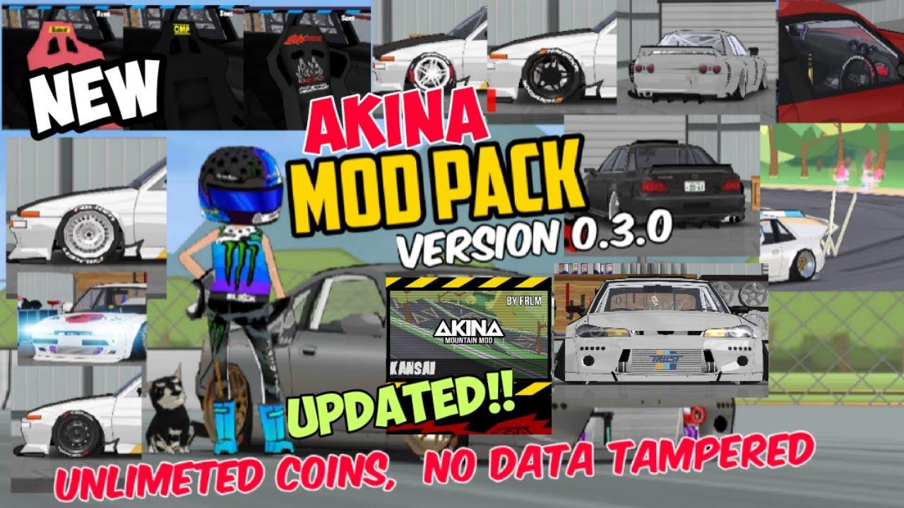 Fr Legends Mod Akina Mod Pack Version 0 3 0 Youtube