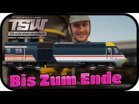 Bis Zum Ende #001 - TSW Great Western Express ★ Train Sim World Deutsch
