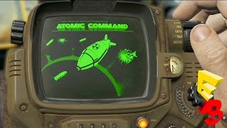 Fallout 4 E3 2015 FULL Panel Gameplay Trailer Demo Presentation (PC, PS4, Xbox One) (Fallout 4)
