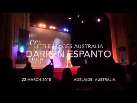 LITTLE VOICES IN ADELAIDE AUSTRALIA Full Video (03-22-2015)