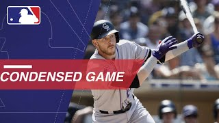 Condensed Game: COL@SD - 9/2/18