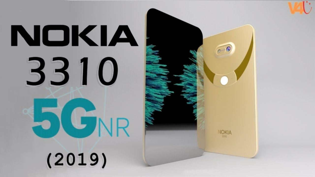 Nokia 3310 5g 2019 First Look Release Date Price Specifications