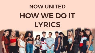How We Do It Now United Feat Badshah Fan Made