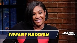 Tiffany Haddish Took Over Netflix's Golden Globes After-Party