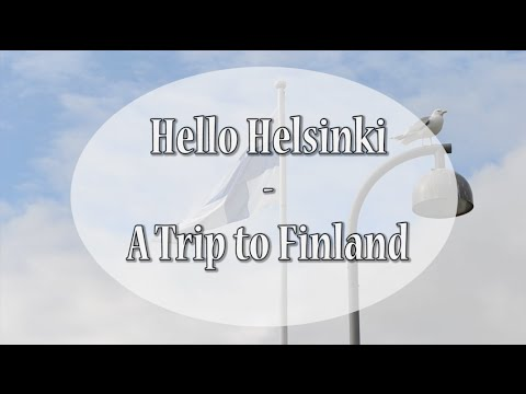 TRAVEL TO HELSINKI - A MIDSUMMER VLOG IN FINLAND | KATHLEEN BSQ