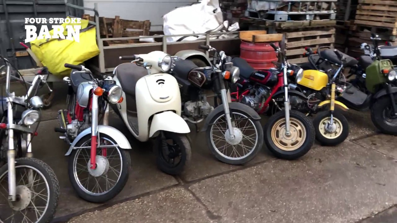 Japan import honda classic four stroke bikes for sale for Honda classic 2018