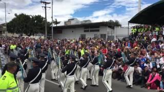 Despacito - desfile militar 20 de julio 2017 Bogota