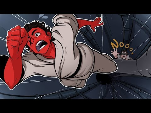LUKE SHOULD WATCH HIS STEP!   Star Wars: Battlefront 2 (w/ Ohmwrecker)