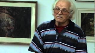 В Новополоцке открылась выставка художника Петра Гривусевича(, 2015-09-14T09:25:47.000Z)