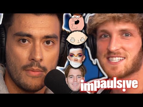 MASTER IMPRESSIONIST VINCENT MARCUS CAN BECOME JAMES CHARLES - IMPAULSIVE EP. 110 thumbnail