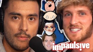 MASTER IMPRESSIONIST VINCENT MARCUS CAN BECOME JAMES CHARLES - IMPAULSIVE EP. 110
