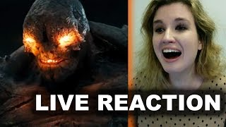 Batman v Superman Trailer 2 REACTION aka REVIEW - Doomsday - Beyond The Trailer