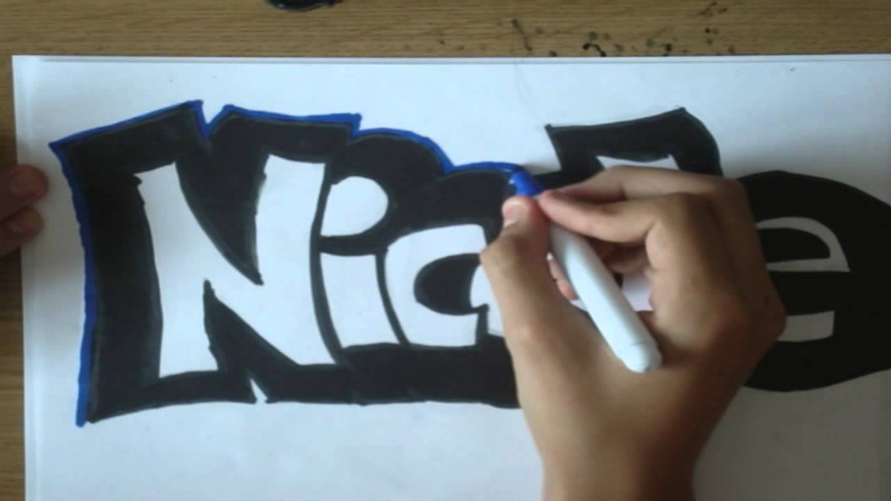 Graffiti Request 1 Nicole Youtube