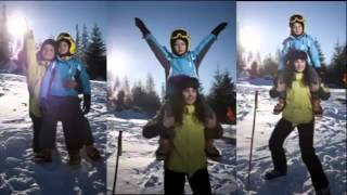 Making of & Bloopers Vatra Dornei Ski & Snowboard School