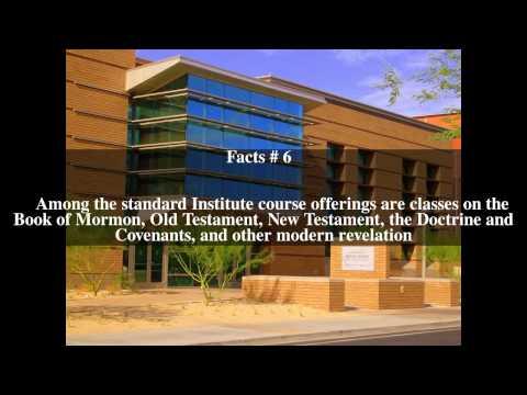 Institute of Religion Top # 12 Facts
