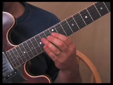 Stevie Wonder Superstition Electric Guitar Lesson how to play