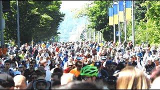 Велодень 19 мая 2019 в Харькове – велопарад на Новгородской