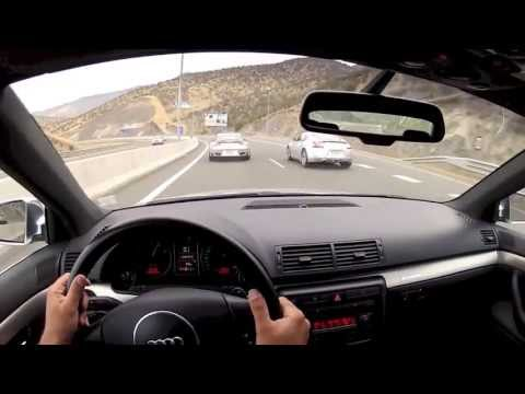 Audi s4 v8 vs Porsche 911 turbo