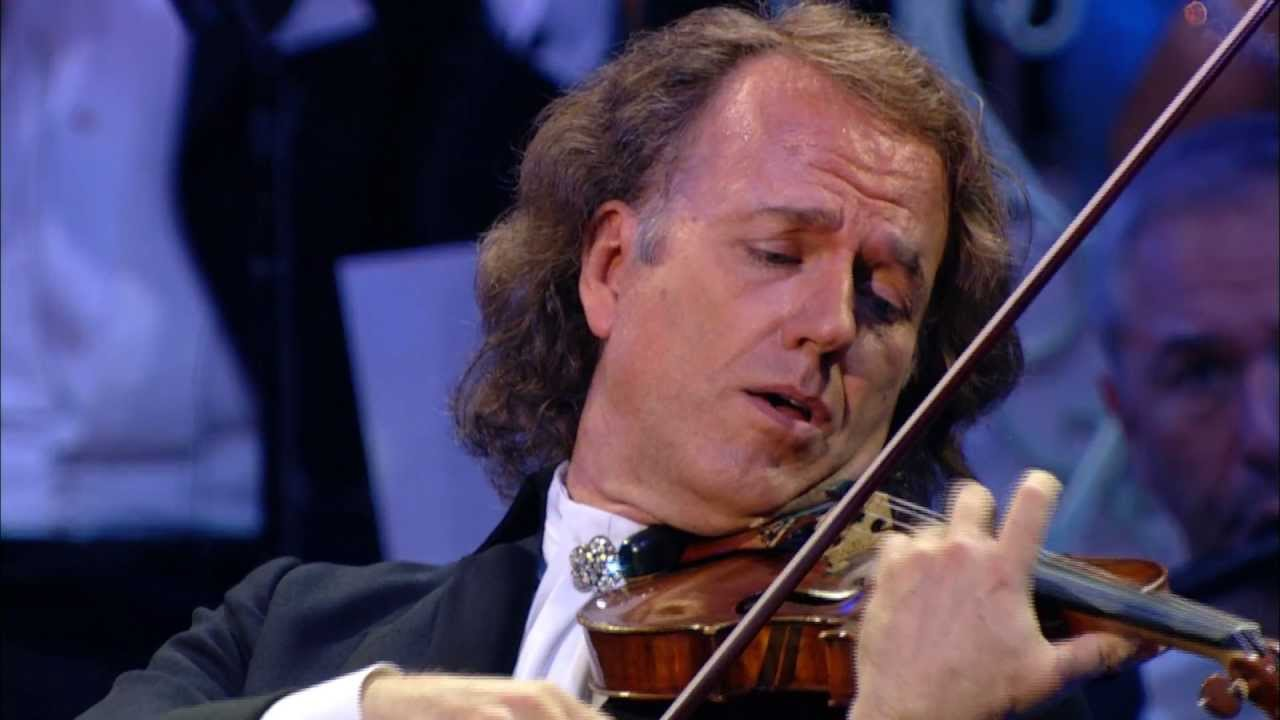 André Rieu The Music Of The Night Live In New York City Youtube