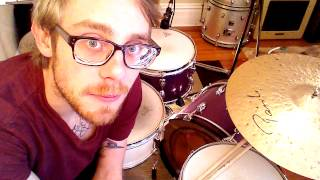 Roxanne by The Police - Stewart Copeland drum transcription, cover and lesson