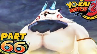 Hardy Hound Boss Battle - Yo-Kai Watch 2 Bony Spirits and Fleshy Souls Part 66