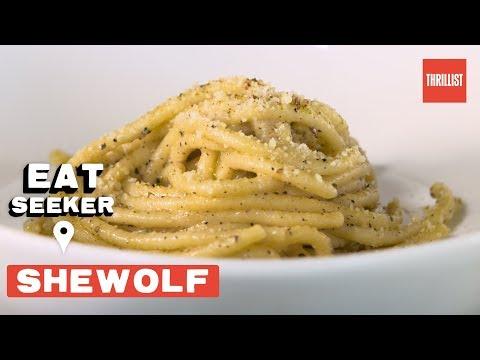 Detroit's Celebration Of All Things Roman || Eat Seeker: SheWolf