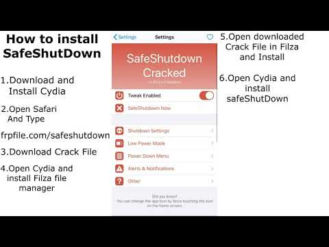 How To Install Safe Shut Down Step By Step - How To Crack SafeShutDown -SafeShutDown For Free - Repo