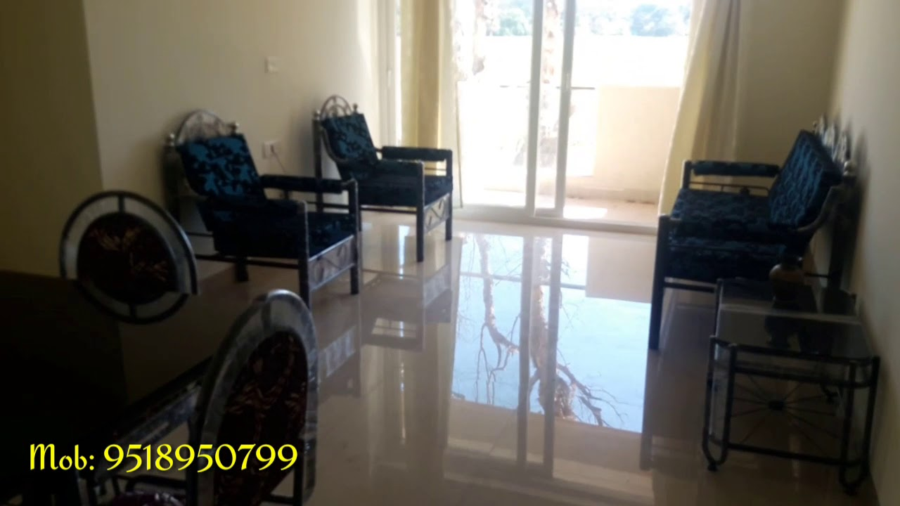 Brand New 2Bhk Semi Furnished Flat for long term Rent with swimming pool mapusa
