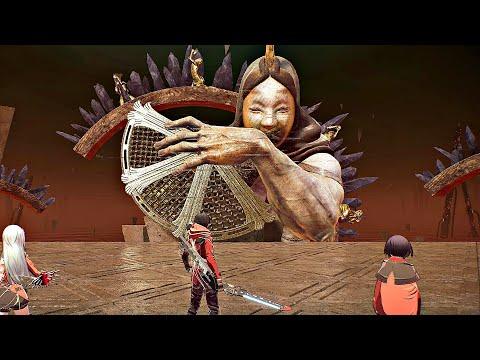 SCARLET NEXUS – Ending & Final Boss Fight (4K 60FPS)