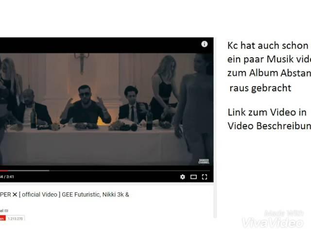 Kc Rebell beef mit Xatar, Kc Rebell Abstand Album , Xatar und Haftbefehl Album