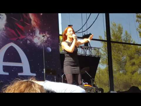 EPICA - Edge of the Blade | Rockwave Festival 2017 Greece