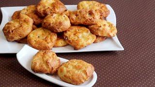 Cheese Bacon Puffs | Partyrezept