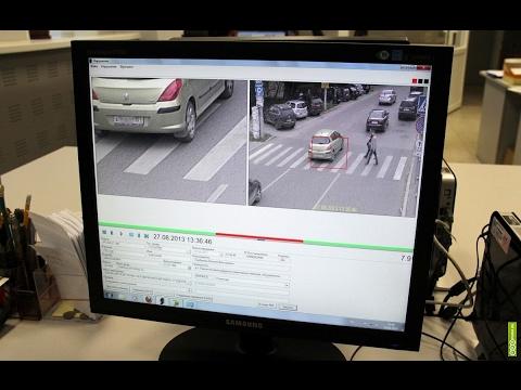 видео: Камера штрафует за якобы непропуск пешеходов по отмененным нормам ПДД!